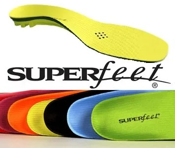 SuperFeet Insoles