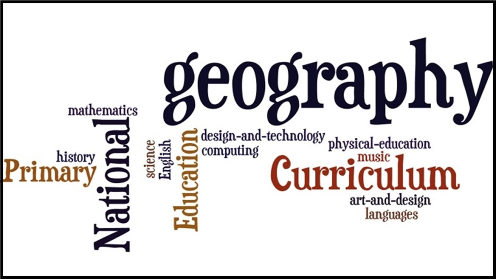 Why should KS1&2 geography be taught with a community focus?