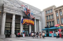 my personal favorite: The Amazing Spiderman Ride