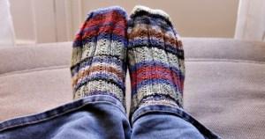 Simple SKYP Socks Pattern Review