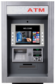 atm machine - dont be one