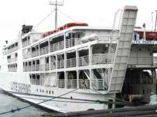 lite shipping vessel