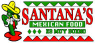 santanas mexican food