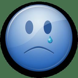smiley-tear-drop-png-9