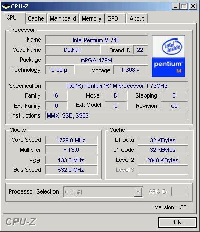 mengetahui spesifikasi komputer dengan CPU-Z