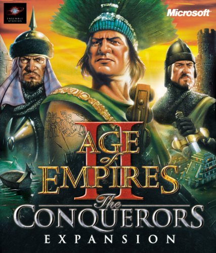 age of empire II the conguerors expansion