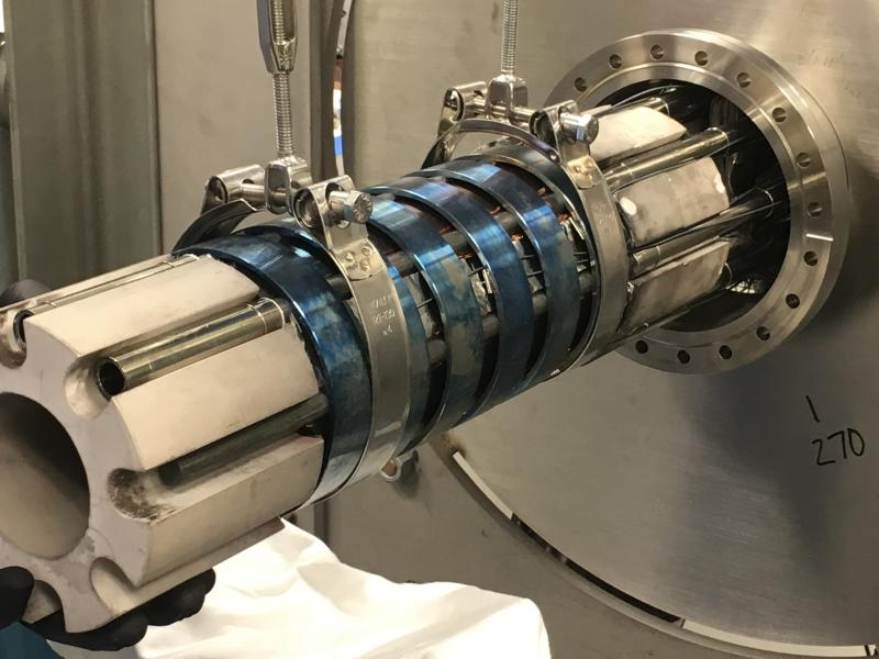 Very Small Modular Nuclear Fission Reactors For Military