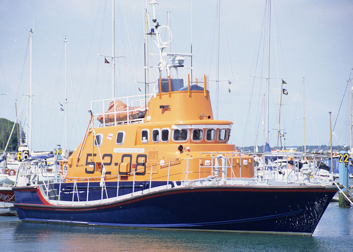 Yarmouth Lifeboat RNLB Joy and John Wade
