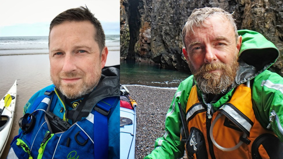 Life on the Edge: Jack Lowe and Nick Ray