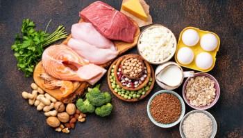 10種優質蛋白質食物