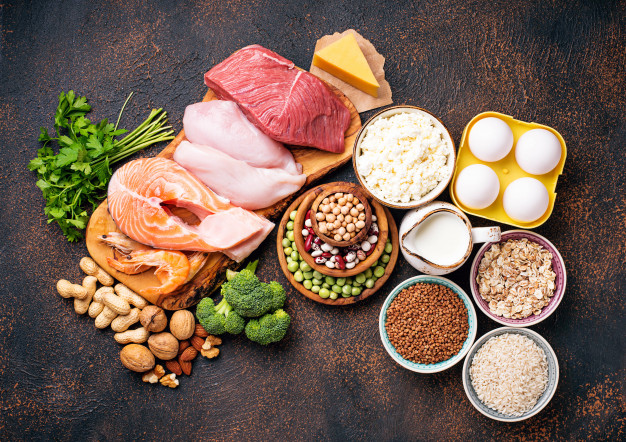 """6大""""治療飲食""""!甚麼是高蛋白飲食、低鹽飲食……?"""