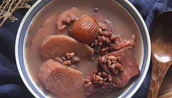 赤小豆粉葛豬骨湯食譜做法