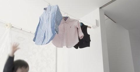 8大日本家居好物推薦 - Pid4M 隱形晾衣繩