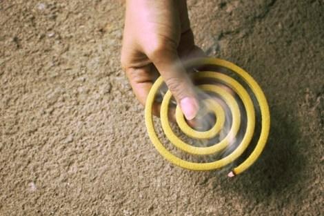 使用蚊香的7大問題 - 為什麼可以驅蚊