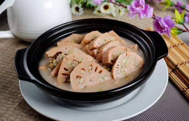 陳皮蓮藕綠豆豬骨湯食譜