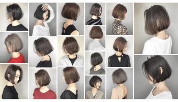 19款例子 鮑伯(bob)頭--一款經典且永不過時的髮型