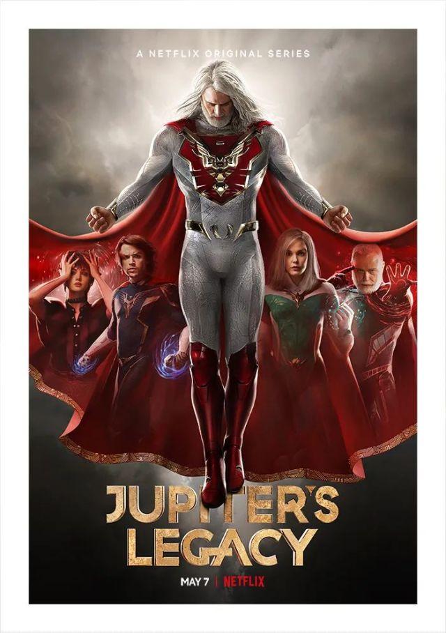 《朱比特傳奇》(Jupiter's Legacy)