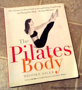 The book I've used for years to learn and do Pilates