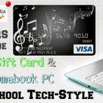 Bloggers Wanted! Back to School Tech-Style Event Giveaway