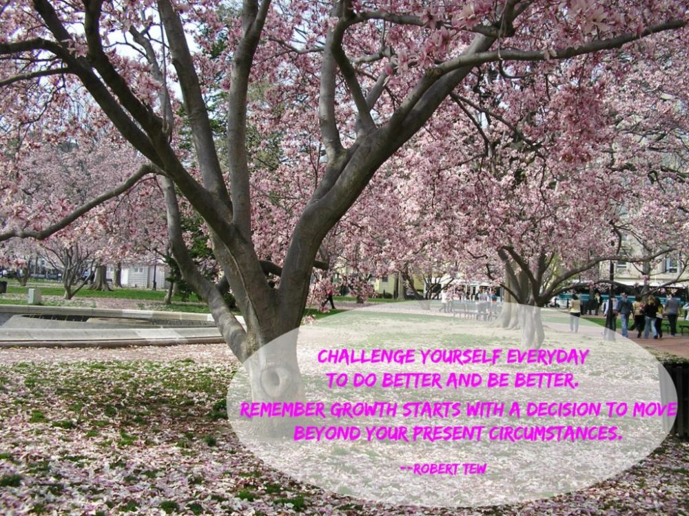 Right Now Challenges
