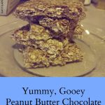 Peanut Butter Chocolate Easy No-Crunch Granola