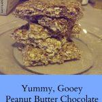 Peanut Butter Chocolate Easy No-Crunch Granola