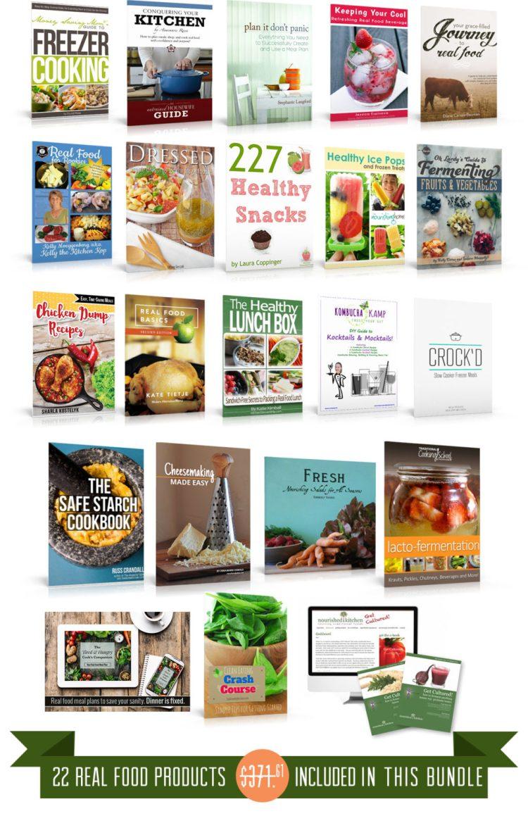 ultimate healthy living, 2015, bookshelf, food, real food, health, wellness