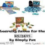 Learning Games Giveaway – Simply Fun