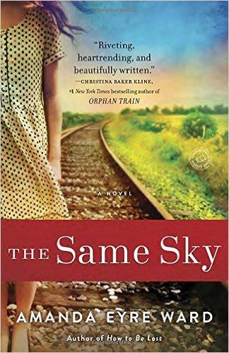 same sky, amanda eyre ward, book, book review, netgalley