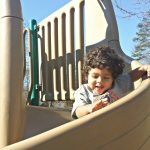 Monkey Boy at the Park