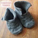 Valentine's Slippers