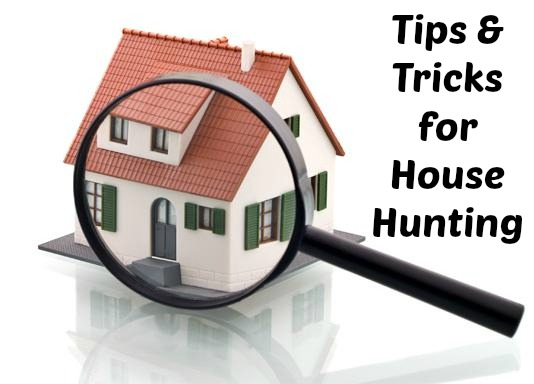 tips, tricks, house hunting, buying a house, house, house buying
