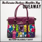 The Fricaine Duchess Shoulder Bag Giveaway #Fricaine