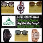Blogger Opp ~ Konifer Watch / Sunglasses Giveaway
