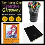 Blogger Opp ~ The Let's Get Creative Giveaway