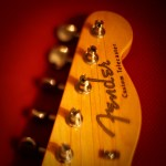 I Never Knew….{Fender Guitar}