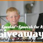 Language Learning Giveaway – Spanish