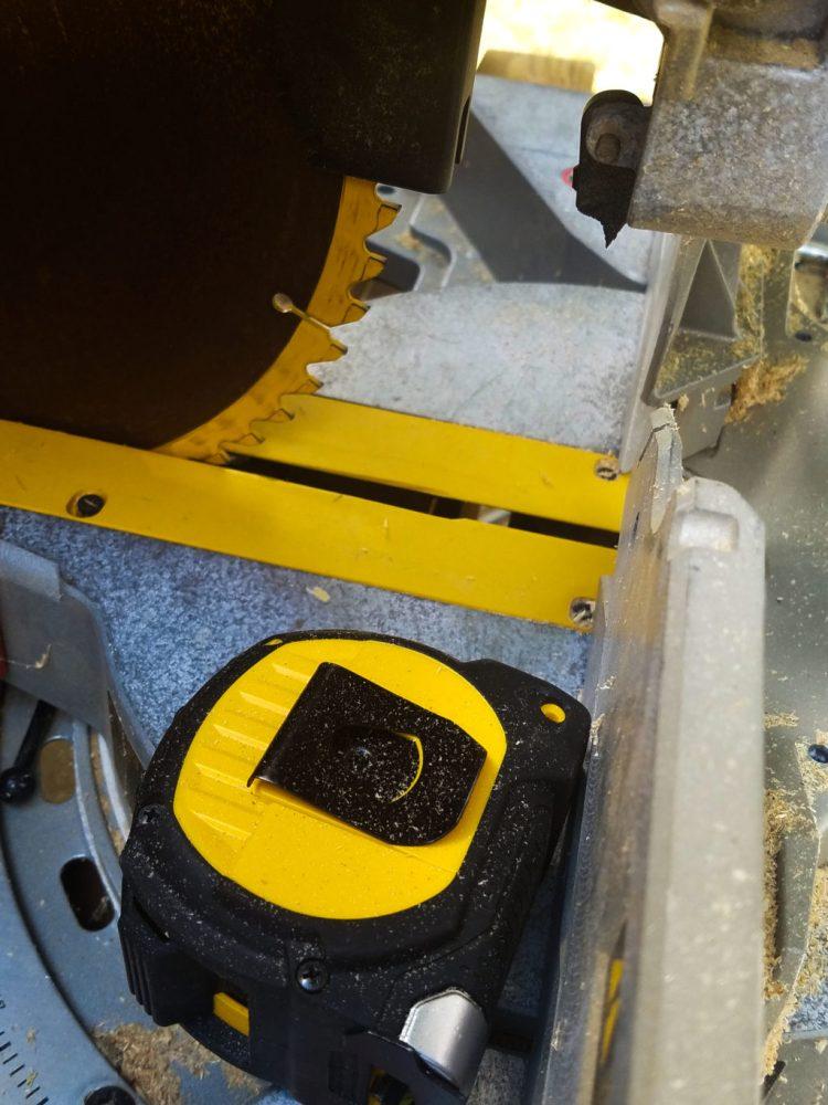 saw, measuring tape, diy, home, construction, home improvement, dewalt, project