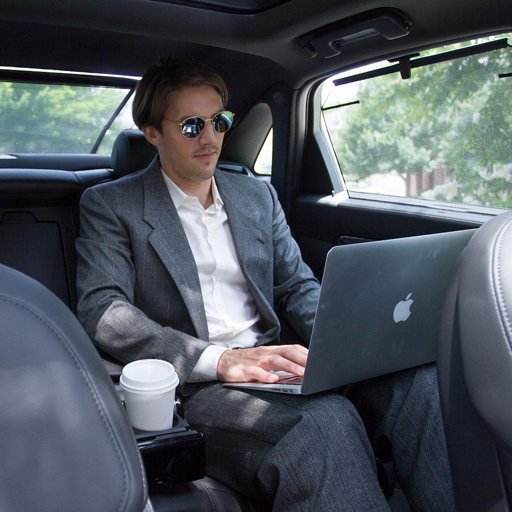 2016 Cadillac CT6 Backseat