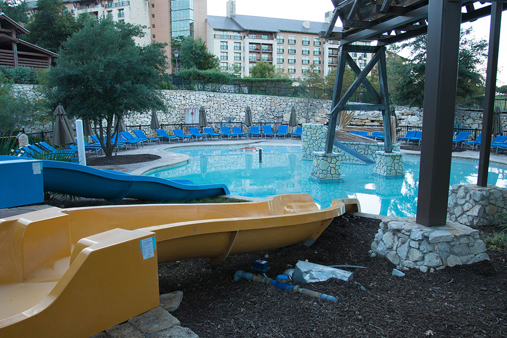 JW Marriott Kid Pool