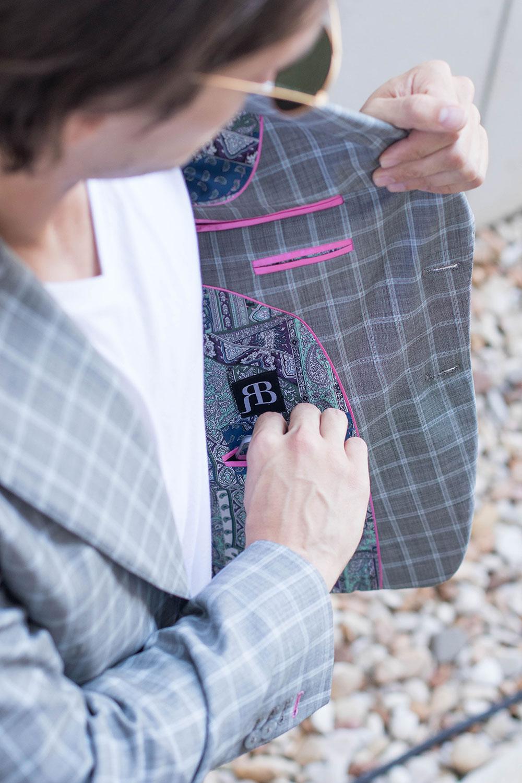 Ross Bennet - Inside Jacket
