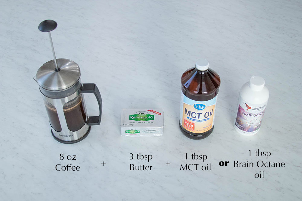 Butter Coffee Recipe