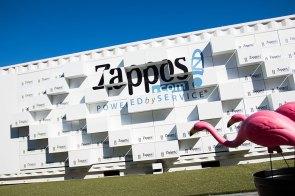Zappos Moving Wall Austin Texas 2