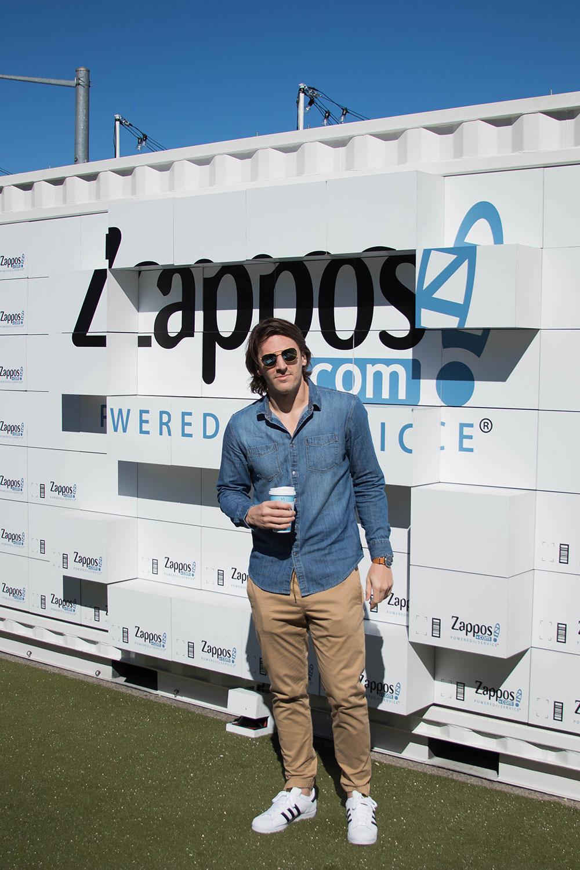 Zappos Road Show Austin Texas