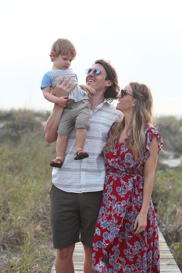 Dylan Benjamin Family - Hotel Zamora - St. Pete Beach Florida