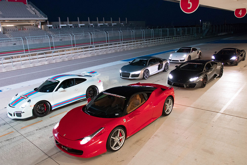 Mclaren Audi Porsche Lamborghini - Cota - Ride. Drive. Give.