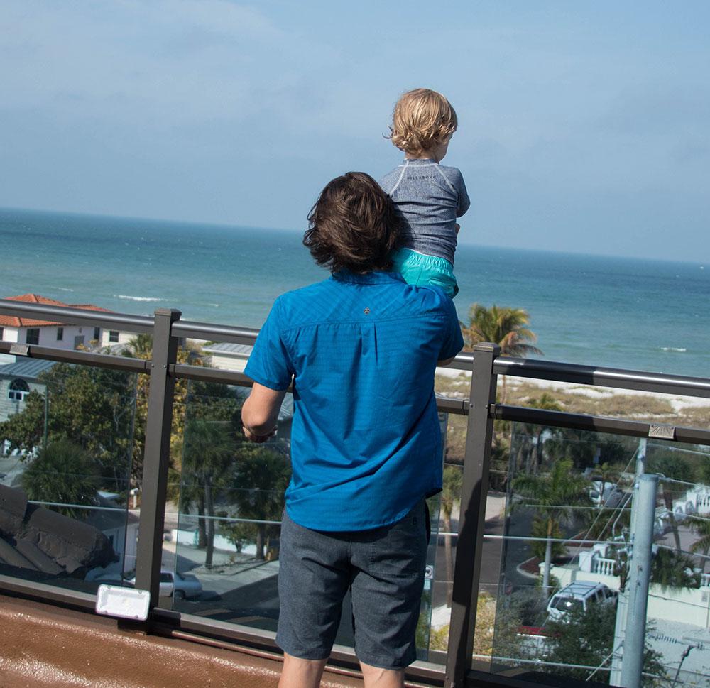 Hotel Zamora - 360 Rooftop - St. Pete Beach Florida 2