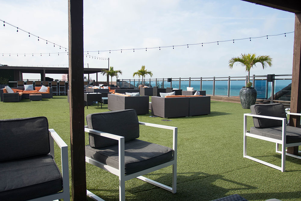 Hotel Zamora - 360 Rooftop - St. Pete Beach Florida