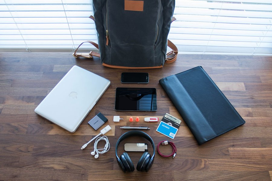 All The Items in my Laptop Bag