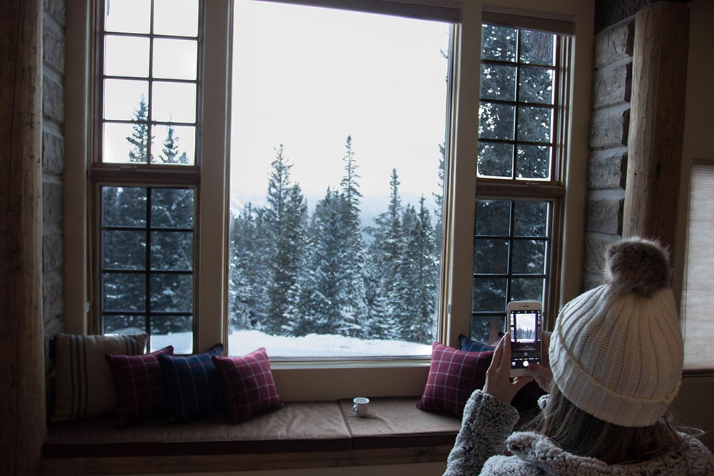 View From Master Bedroom Breckenridge